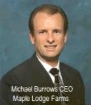 michael burrows ceo